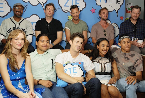 the-flash-season-3-comic-con-cast-interview
