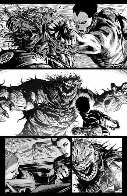 Shadowman #2, pg. 2